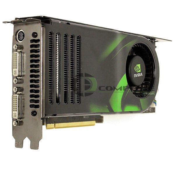 Nvidia GeForce 8800 GTX 768MB GDDR3 PCIe x16 Dual DVI-I Graphics Card Dell DU356