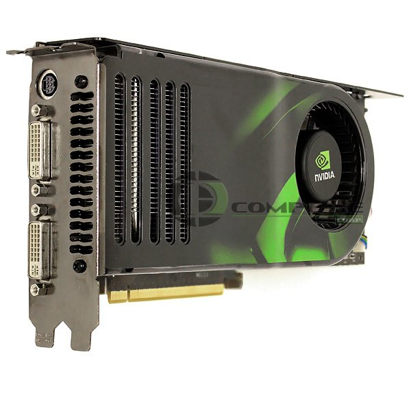 Nvidia GeForce 8800 GTX 8800GTX 768MB GDDR3 Dual DVI-I Gaming Graphics Card