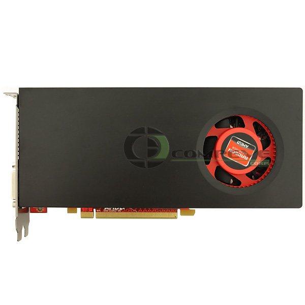 AMD Radeon HD 6850 Graphics Card 1GB GDDR5 PCIe x16 HDMI DP1.2 DVI-I 633895-001