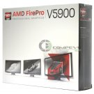 New AMD FirePRO V5900 2GB GDDR5 PCI-E x16 2.1 Professional Video Card 100-505648