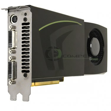 Nvidia GeForce GTX 280 GTX280 Gaming Graphics Adapter 1GB GDDR3 Dual DVI-I Card