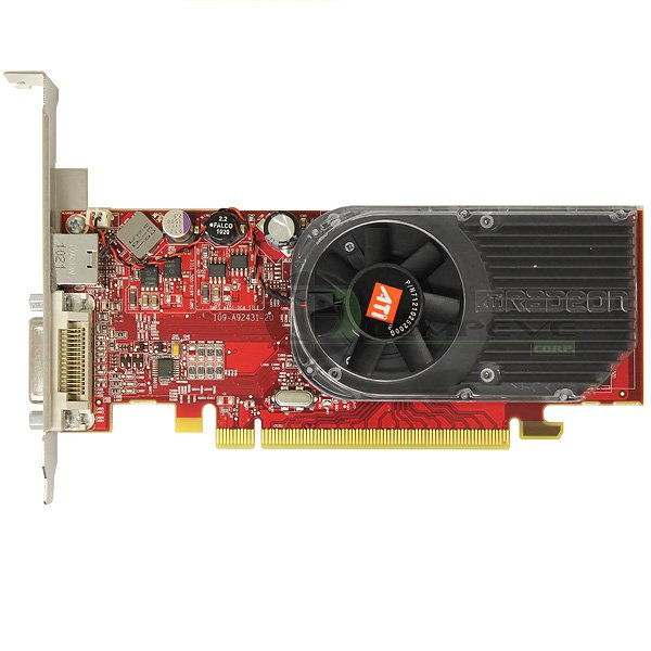 ATI Radeon X1300 Pro 256MB DDR2 PCIe x16 DMS59 Dual Monitor Graphics Adapter