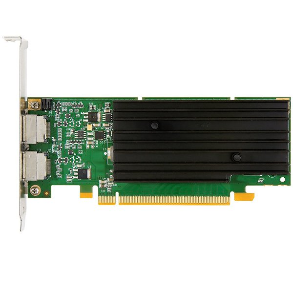 Dell NVIDIA Quadro NVS 295 256MB GDDR3 PCIe x16 Dual DP Graphics Card X175K