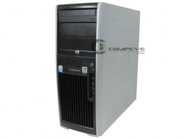HP XW4300 Workstation Intel Pentium 4 CPU 3.2GHz 2GB 80GB Desktop Computer PC