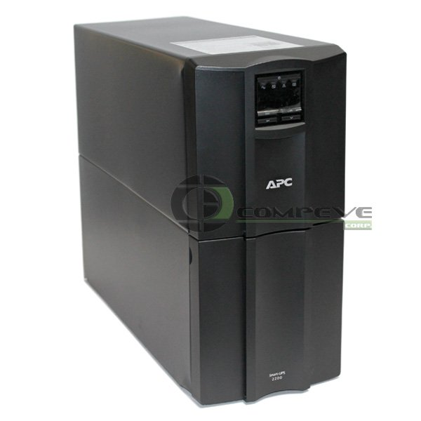 APC SMT2200 Smart-UPS 2200VA 1980 Watts LCD 120V Tower UPS Backup System