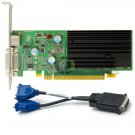 Dell NVIDIA GeForce 9300 GE K192G 256 MB DDR2 PCIe 2.0 x16 Graphics Adapter Card