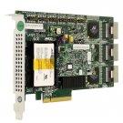 LSI 3ware 9650SE-24M8 PCI Express to SATA II 24 Port RAID Controller BBU Cable