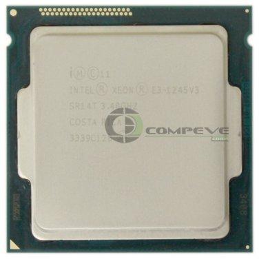 Intel Xeon E3-1245V3 Quad Core 3.40 GHz 8MB Cache LGA1150 CPU Processor SR14T