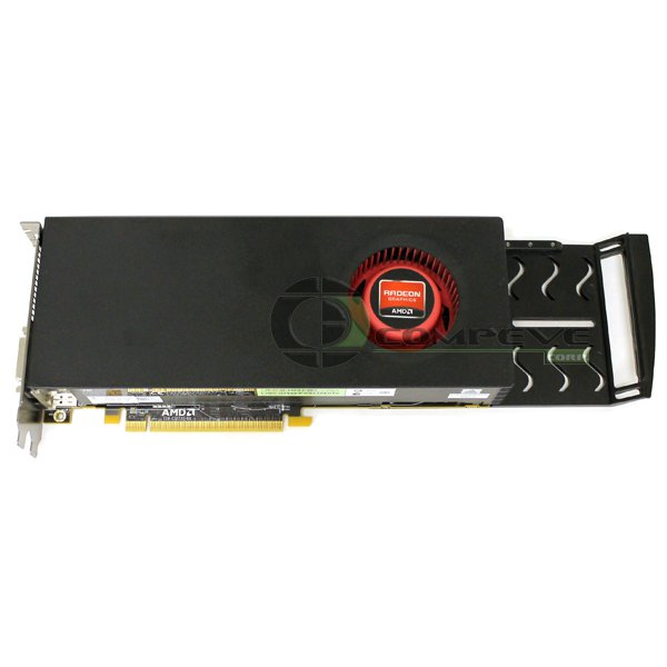 AMD Radeon HD 6870 1GB GDDR5 PCIe x16 HDMI mDP Dual DVI Graphics Card Dell GH3N9