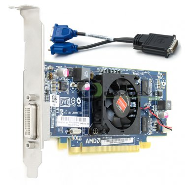 AMD Radeon HD 6350 HD6350 512MB PCIe x16 Video Graphics Card Dell HFKYC