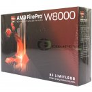 NEW AMD FirePro W8000 4GB GDDR5 PCIe x16 Workstation Graphics Card 100-505633