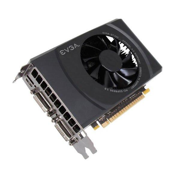 GeForce GT640 EVGA Video Card 02G-P4-2643-KR 2GB 128-Bit DDR3 PCI-e 3.0 x16 GPU