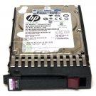 "HP Seagate 600GB HDD 2.5"" 10K RPM 6Gb/s SAS 613922-001 EG0600FCVBK ST600MM0006"