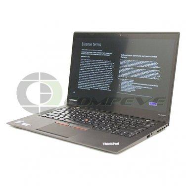 """Lenovo ThinkPad X1 Carbon 20BS003EUS 14"""" I7-5600U 2.6GHZ Touchscreen 256GB 8GB"""