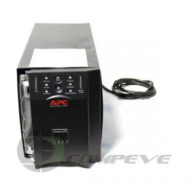 APC Smart UPS SUA1500 1440VA 980W Line-Interactive RS-232 8 Outlets NEMA 5-15