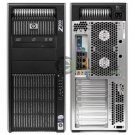 HP Z800 Workstation VA820UT Intel E5620 2.40GHz/ 4GB RAM/ 500GB HDD/ ATI V5900
