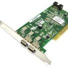 Dell Adaptec Y9457 FireWire IEEE 1394 Controller Card AFW-2100  (0Y9457)