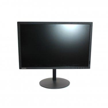 Lenovo 24 inch LCD 1920X1200 1000:1 T2454P VGA HDMI DP USB 7MS