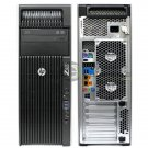HP Z620 PC/ Computer/ Intel E5-1620 3.6GHz/ 8GB/ 1TB HDD/ Quadro K600/ Win10