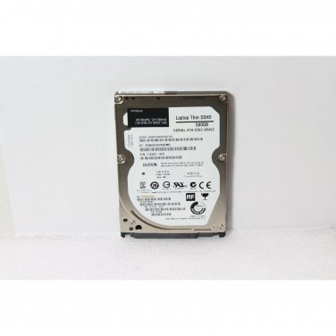 "HP Seagate 500GB ST500LM000 5400RPM 2.5"" SATA 6.0Gb/s 716262-004 724938-001 HDD"