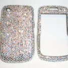 Crystallized Rhinestones Blackberry faceplate for Curve 8500 bling case