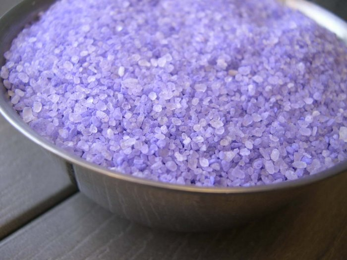 Sweet Chaos Bath Salts