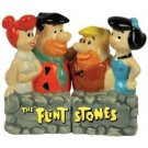 THE FLINTSTONES FRED, WILMA, BETTY, BARNEY & Rubbles Salt & Pepper