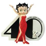 Betty Boopy Sexy at 40 Figurine Home Decor