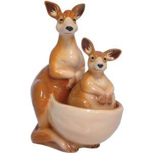 Mwah Magnetic Kangaroos Mother & Baby Salt and Pepper