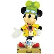 "Mickey Mouse ""I am Going To Disney World"" Mini Figurine Home Decor"
