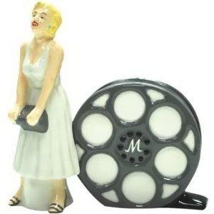 WHITE DRESS MARILYN MONROE & FILM Salt Pepper