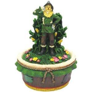 Wizard Of Oz Scarecrow Trinket Box