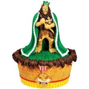 Wizard Of Oz Cowardly Lion Trinket Box