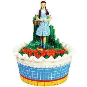 Wizard Of Oz Dorothy Trinket Box