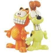 Garfield Cat and Odie Salt and Pepper