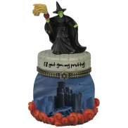 Wizard Of Oz Wicked Witch Limoge Trinket Box
