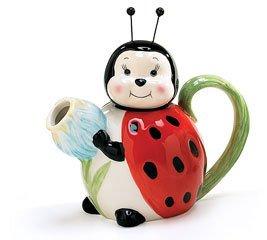 Mini 10 oz Ladybug Teapot