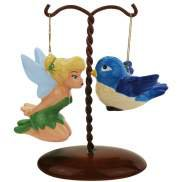 Life According to Tinker Bell Tink and Bird On Tree Salt and Pepper