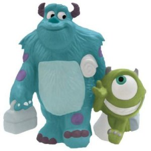 Monsters, Inc. Gang Sulley and Mike Going To Work Salt and Pepper Shaker