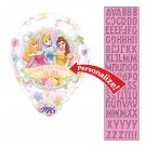 Disney Personalized Princess Belle, Aurora & Cinderella Foil Balloon Party