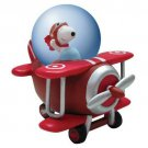 Peanuts Snoopy Flying Ace 45MM Water Globe Home Decor