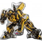 "Bumblebee Transformers Large 32"" Foil Balloon Party Supply"
