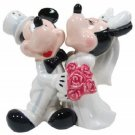Mickey InspEARations Mickey Mouse & Minnie Mouse Wedding Salt and Pepper