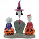 Disney Nightmare Before Christmas Lock, Shock and Barrel Salt Pepper