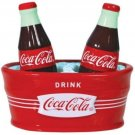 Ice Cold Coca-Cola Salt & Peppers Shakers