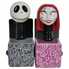Disney The Nightmare Before Jack and Sally In the Box Salt and Pepper Shakers