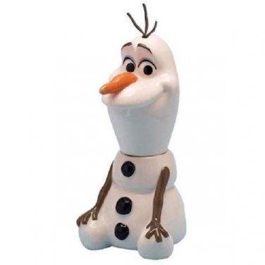 Disney Frozen Olaf The Snowman Ceramic Salt & Pepper Shaker Set