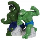 Marvell Hulk Vs. Abomination Super Hero Salt and Pepper Shaker Kitchenware