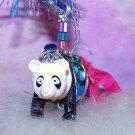 Peace Panda Necklace