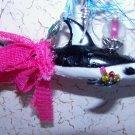 Circus Dolphin Necklace!